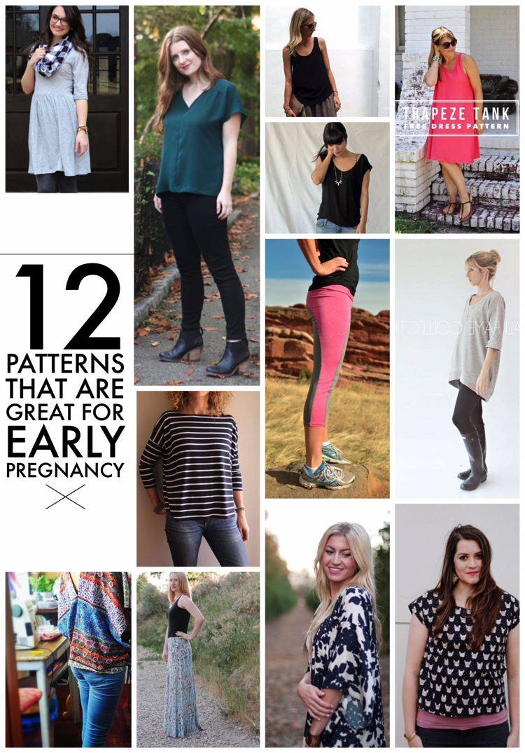 12 non maternity patterns great for early maternity wear 12 non maternity patterns great for early maternity wear ombrellifo Choice Image