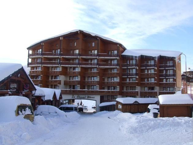 Résidence Le Cheval Blanc Val Thorens, promo séjour ski pas cher