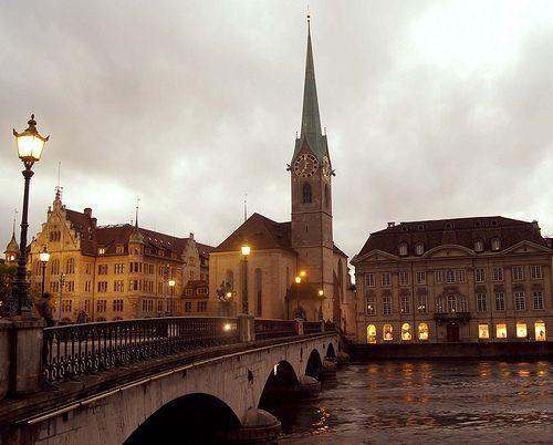 Zurich - Switzerland (Photo by Enio Paes Barreto)