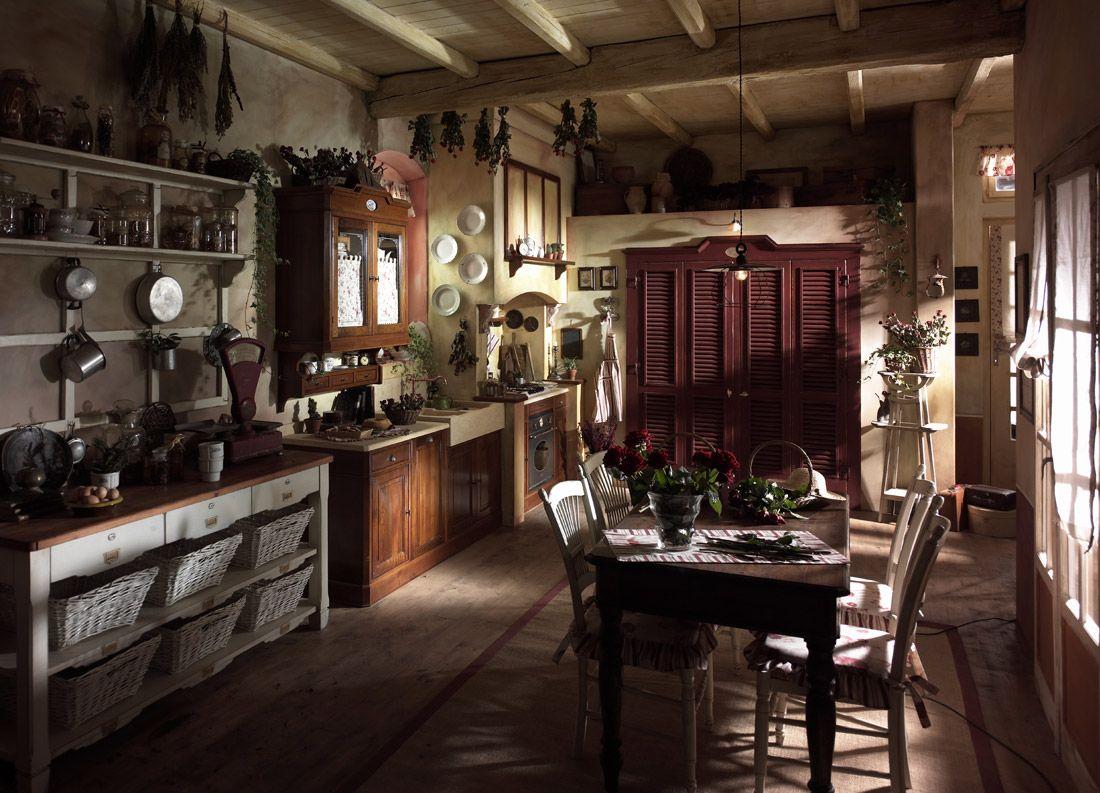 Marchi Group - Valenzuela Cucina classica in legno laccato ...