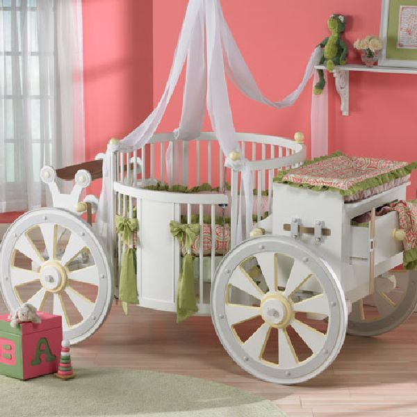 woah. charming baby cribs furniture design by PoshTots found on http ...