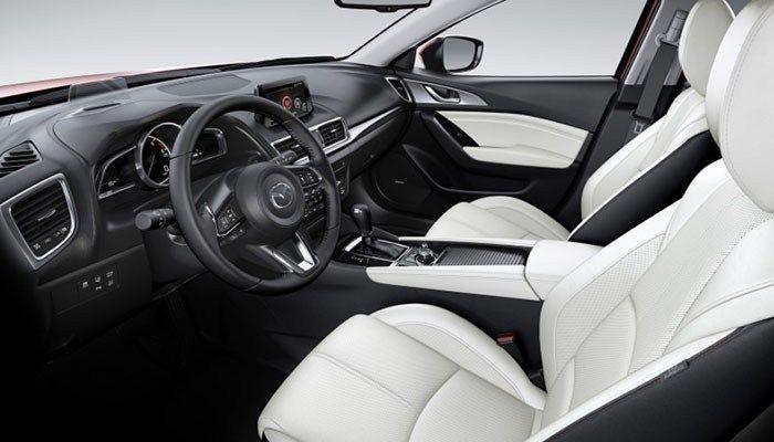 2019 Mazda 3 Interior