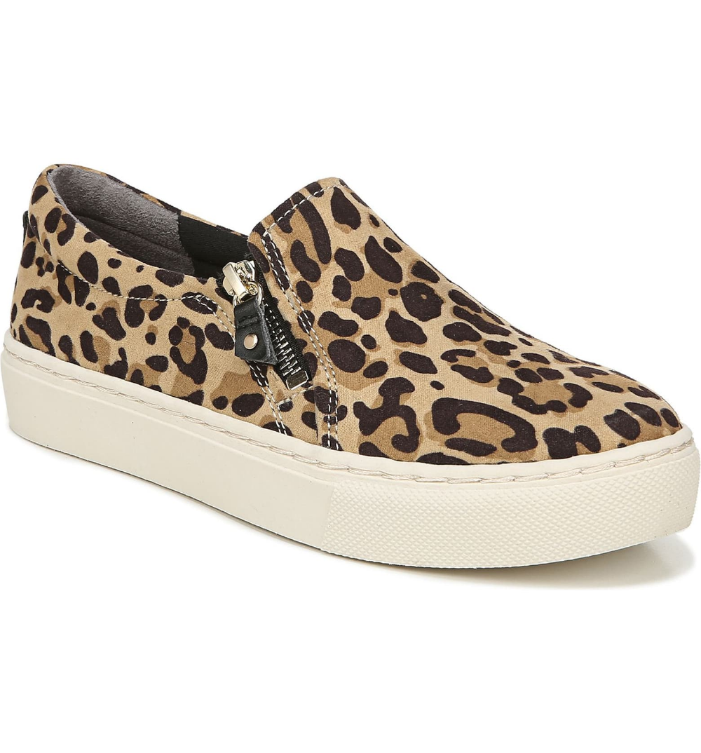 sneakers, Leopard print shoes