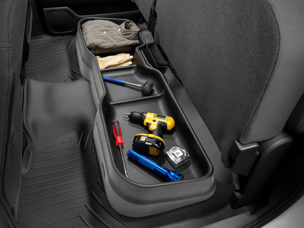 Chevrolet 2012 Silverado 1500 Under Seat Storage System In 2020