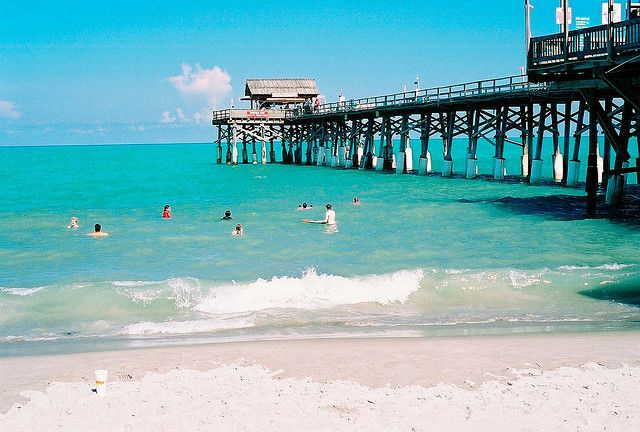 Cocoa Beach Florida By Ruthannoc Via Flickr Beaches