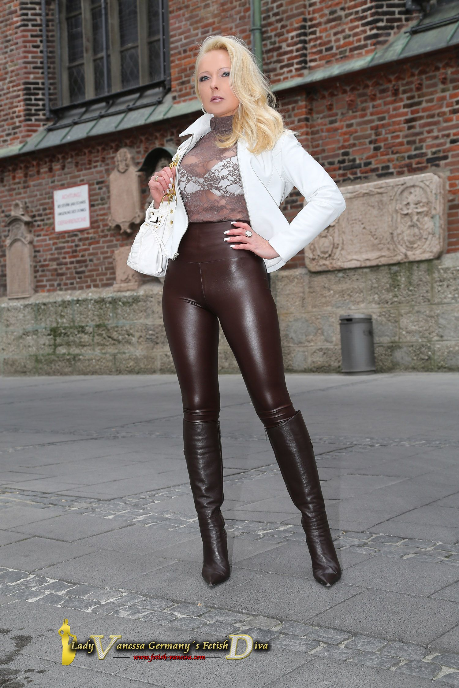 Hot Sexy Leather 66