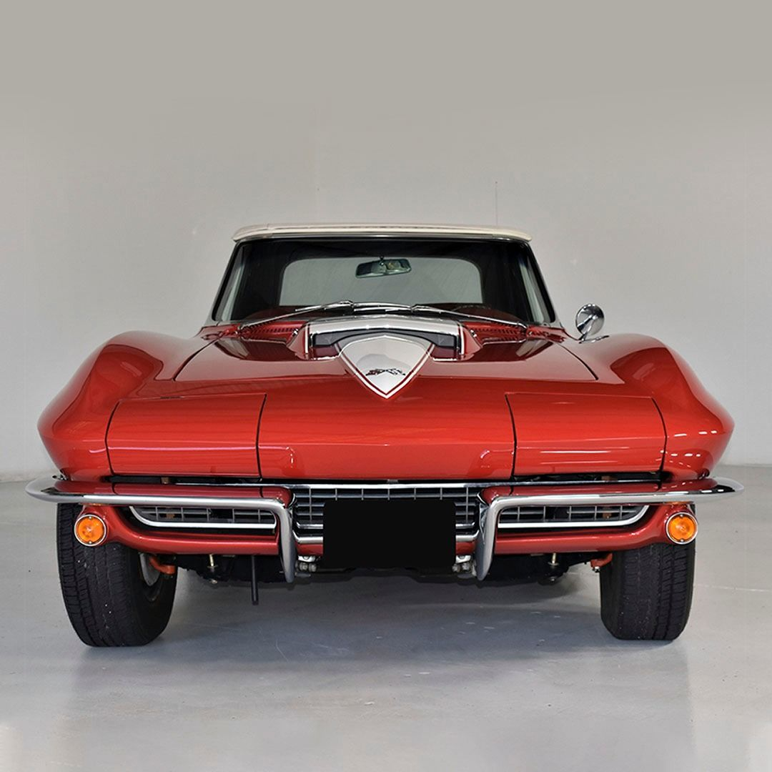 1967 CHEVROLET CORVETTE 427/435 CONVERTIBLE
