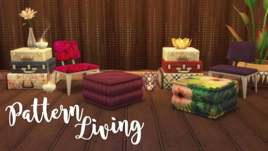 Baking up sweet CC treats!  Note from ElleReaseSims: I know that I post only CAS cc, but this was just so pretty that I had to include it!
