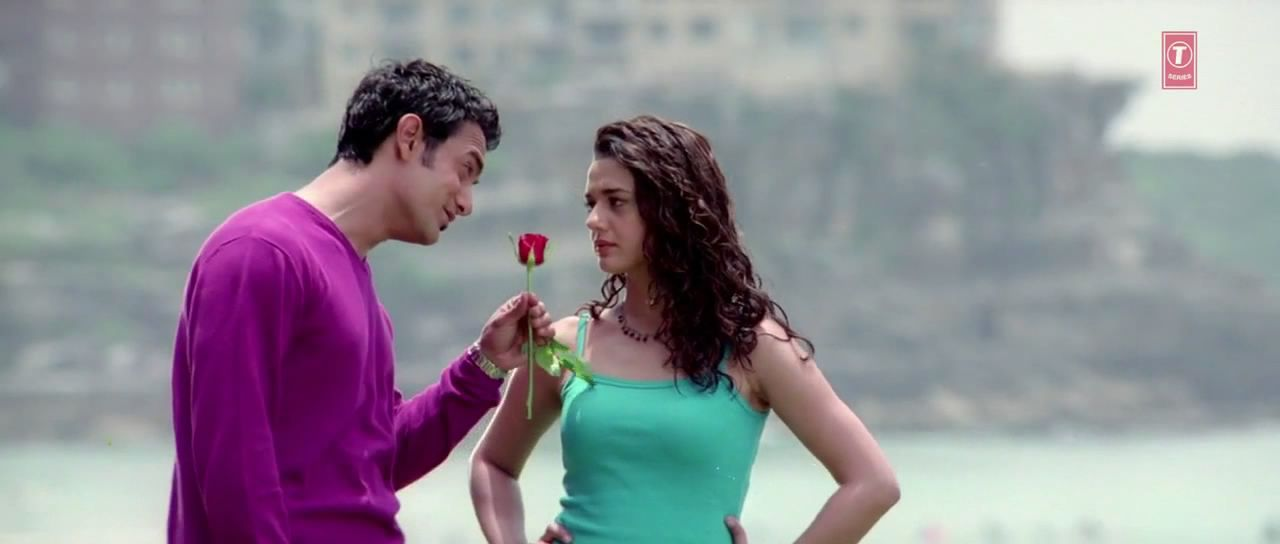 Preity Zinta S Hairstyle In Dil Chahta Hai Decoded Bblunt Preity Zinta Chahta Actresses