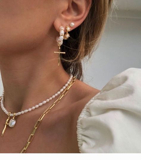 Weekly Pinterest Inspiration in 2020   Ear jewelry, Jewelry