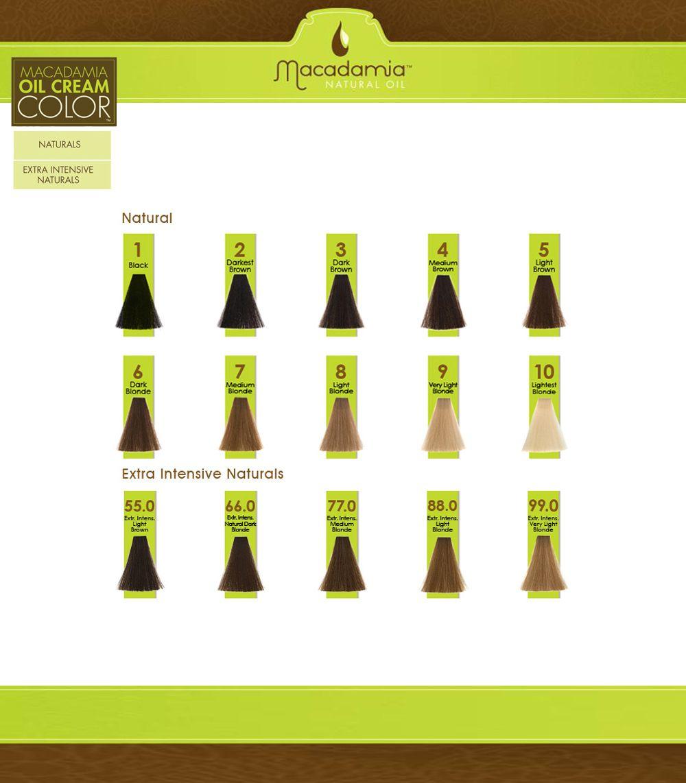Macadamia oil cream color 100ml shades naturals hair colour macadamia oil cream color 100ml shades naturals nvjuhfo Choice Image