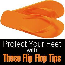 1c5f862cef810 Flip Flop Pain - The Do s and Don ts for Wearing Summer s Favorite Shoe