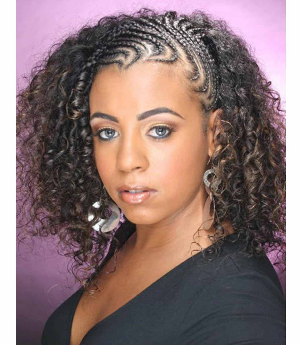 Blackbraidedjpg   Hairstyles  Pinterest