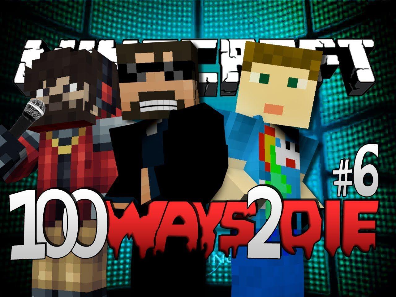 SSundee Minecraft 100 Ways To Die - Duct TapeChallenge [6] | Minecraft