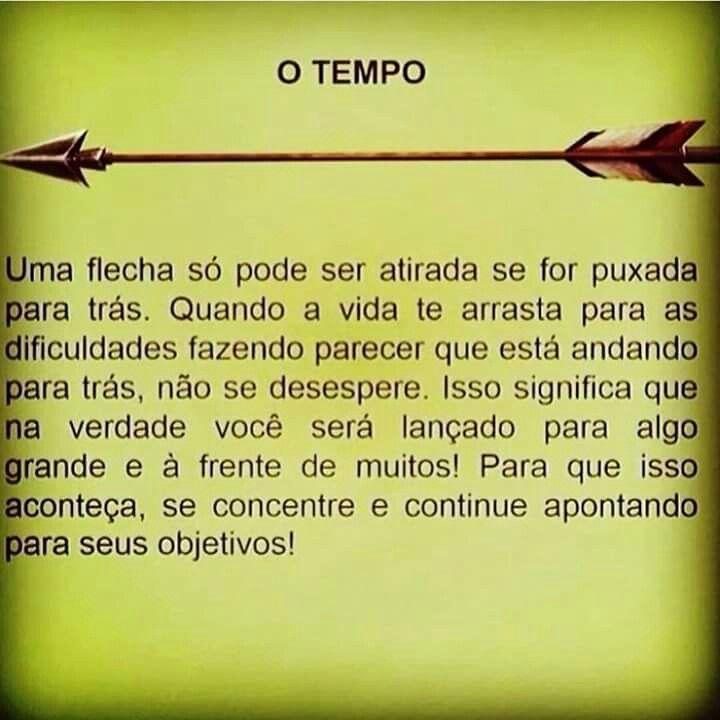 Frases Sobre O Tempo!!!