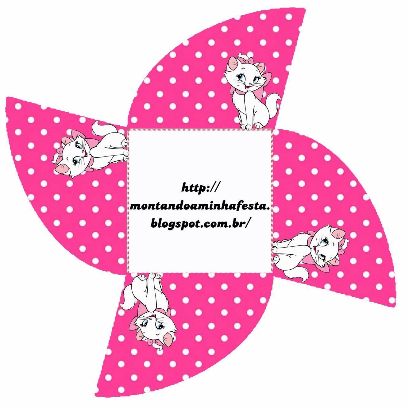 Maries Manor Hello Kitty: Marie: Cajas Para Imprimir Gratis.