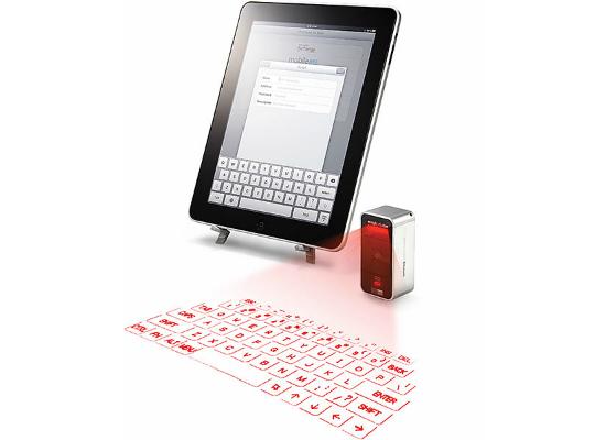 Virtual Keyboard for iPad and iPhone Projection keyboard