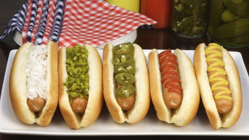 We Ve Got A Beef With You Hot Dogs Hot Dog Toppings American