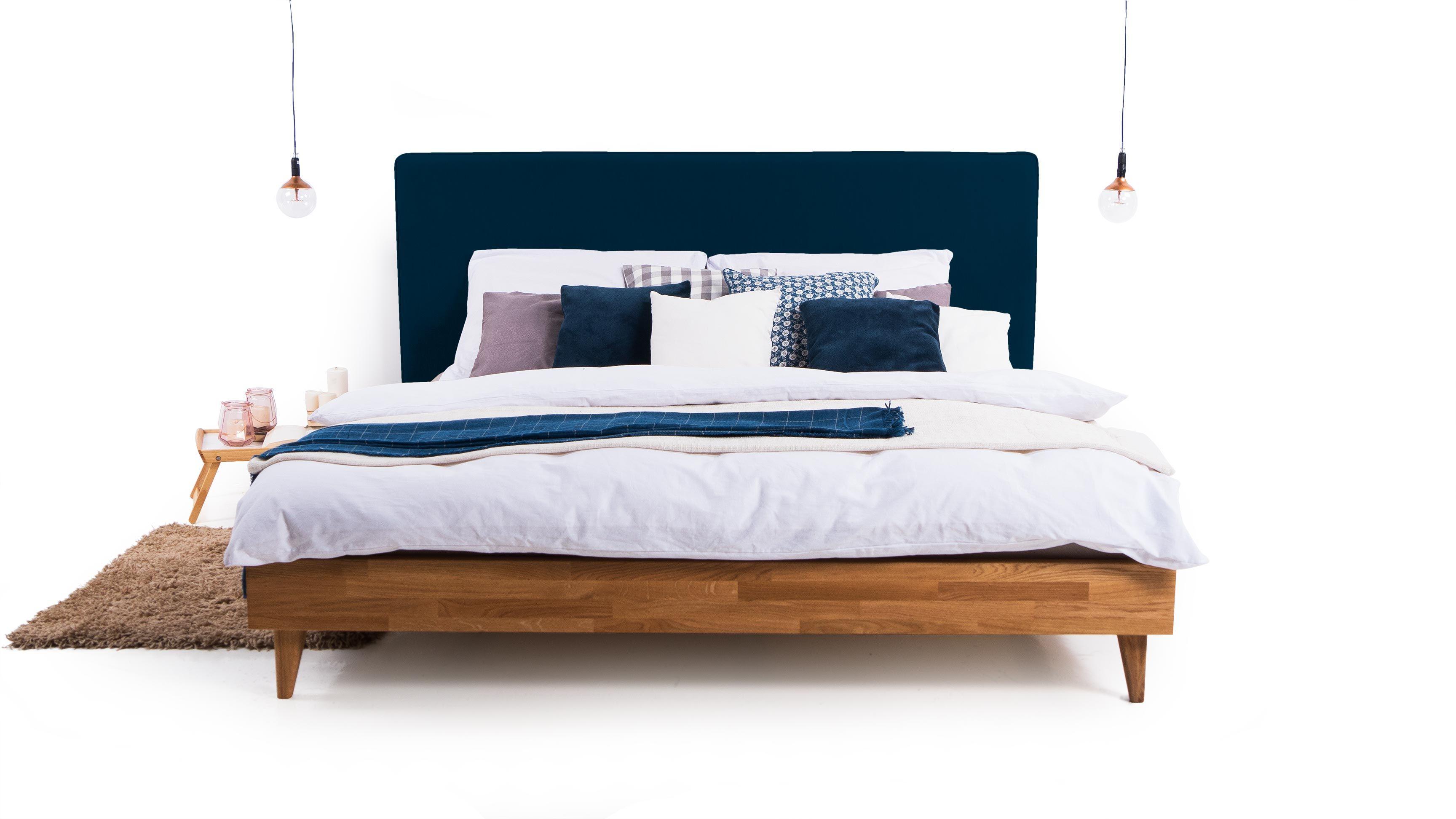 Slimwood Dąb Navy Blue02 Sypialnia W 2019 łóżka