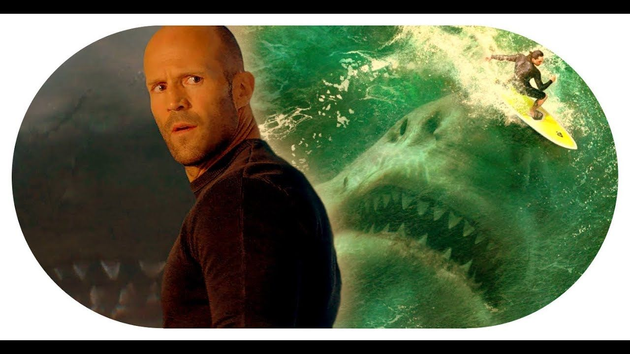 The MEG official Trailer 2018 Ruby Rose Jason Statham