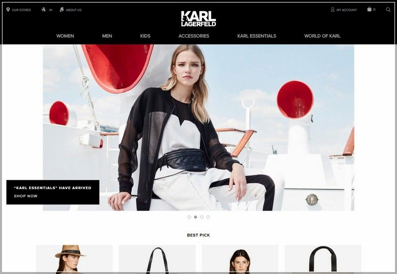 101 Best Fashion Web Design Ideas And Inspirations Colorwhistle Fashion Web Design Fashion Fashion Website Design