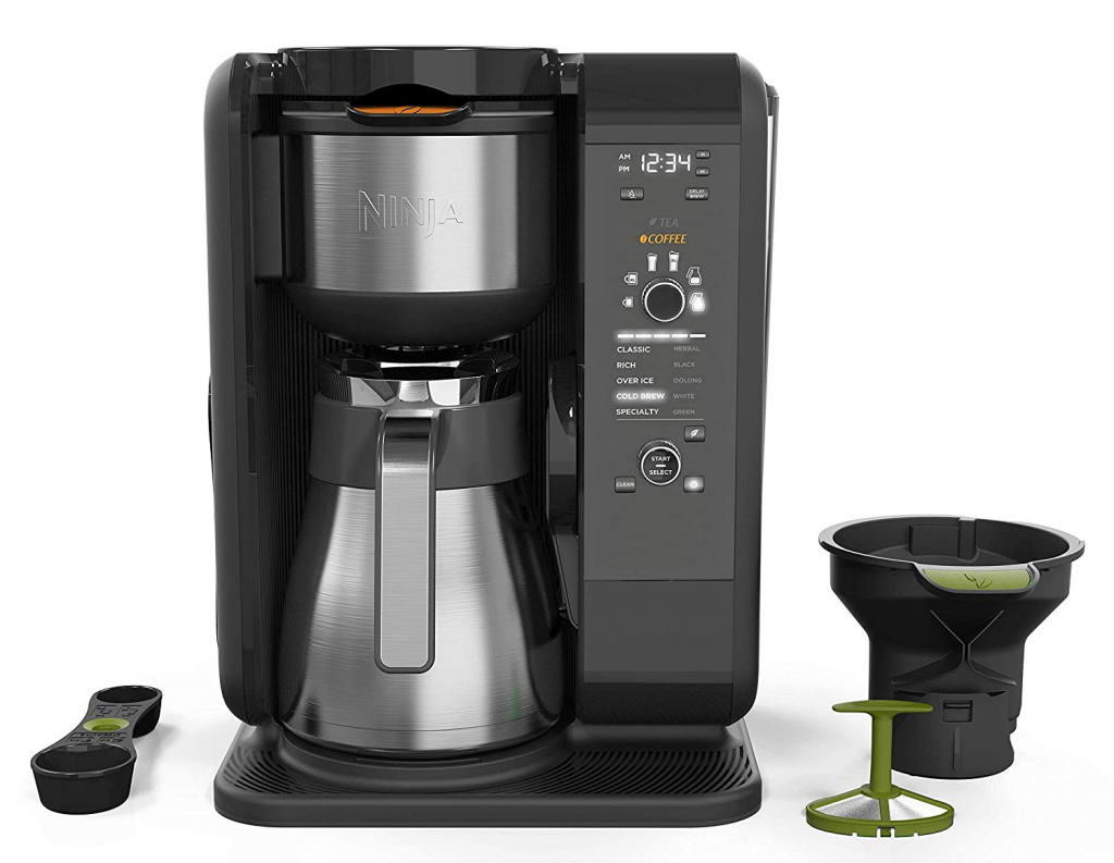 Everything You Need To Know About The Ninja Coffee Bar System Atlas In 2020 Percolator Coffee Best Coffee Maker Coffee Maker