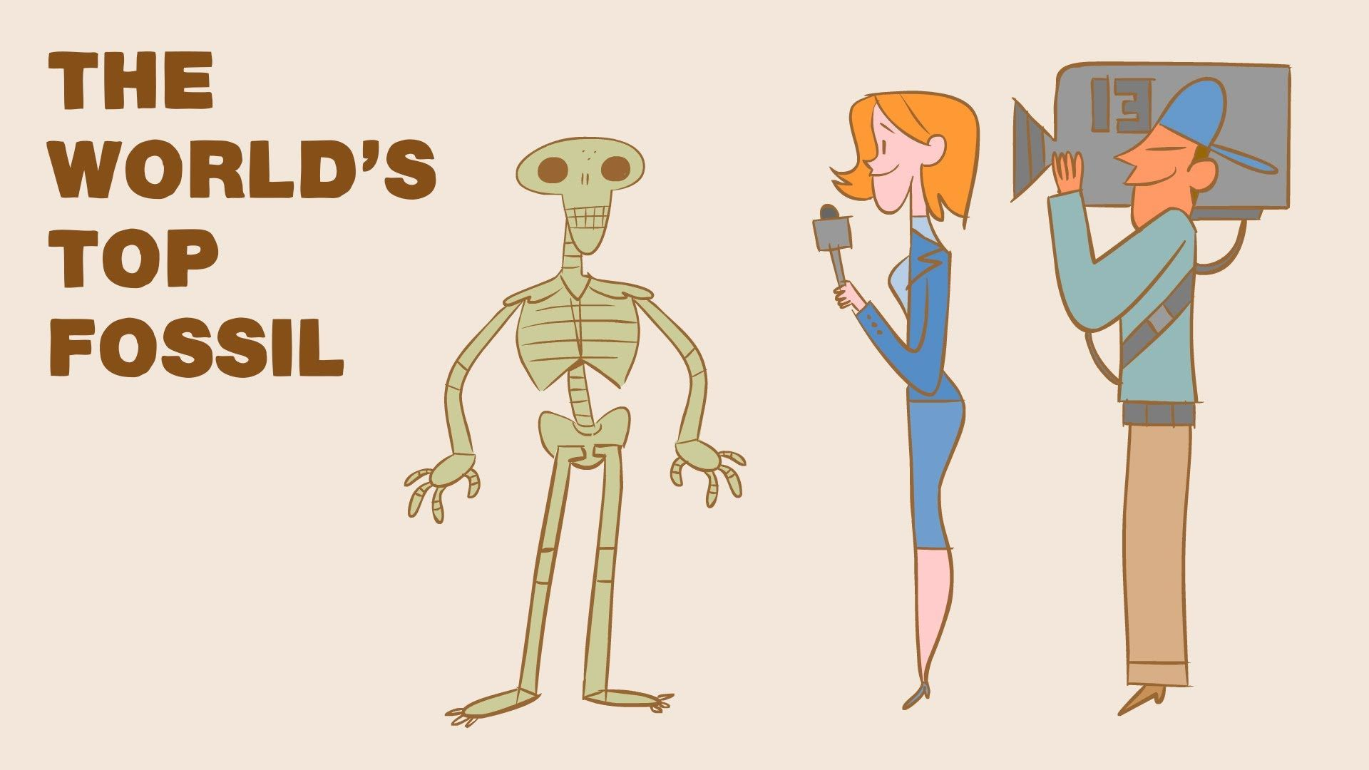 How To Become A Fossil A Ted Ed Animated Lecture