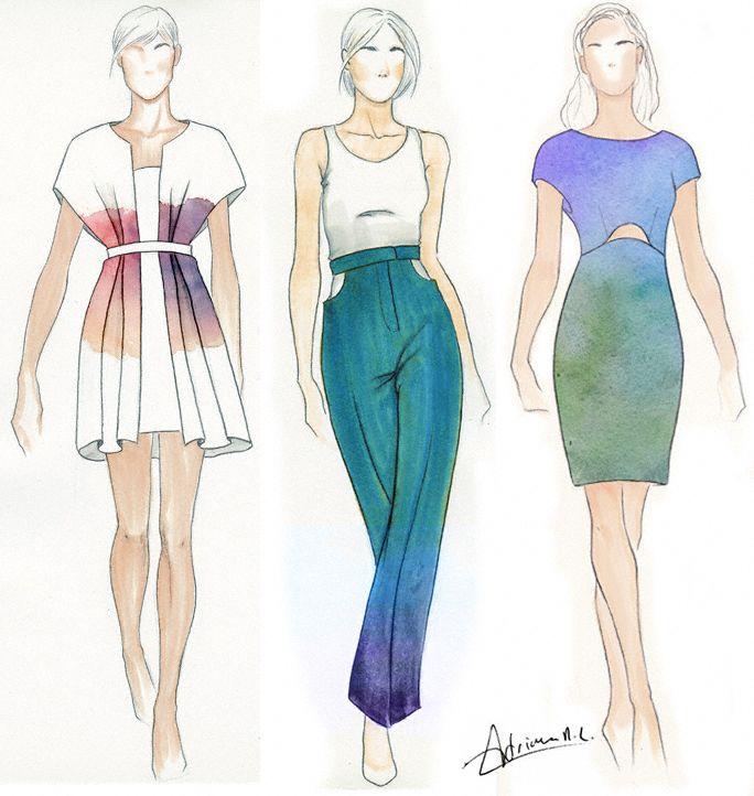 Imagenes de dise os de modas buscar con google dise o for Dibujos de disenos de moda