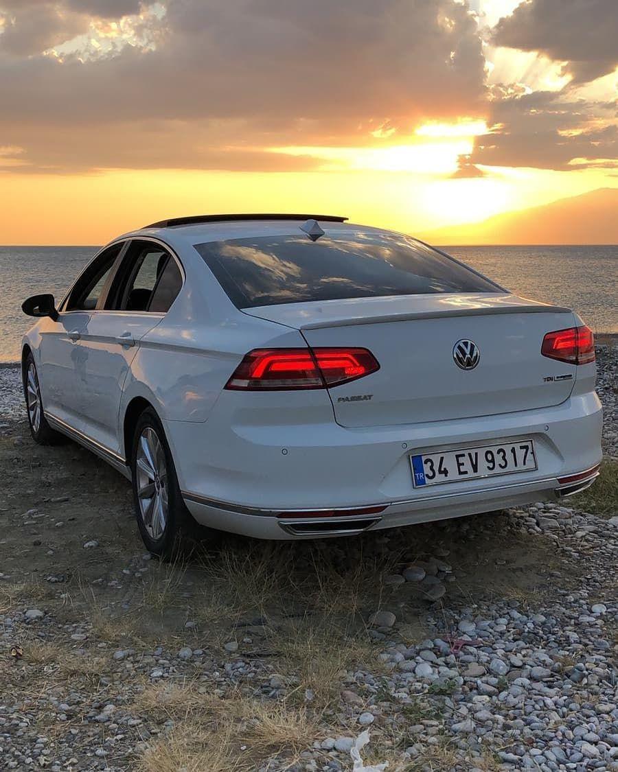 Bir manzara olduğundan habersizdi duruşu VW.PASSAT.B20     🚗Araç ...