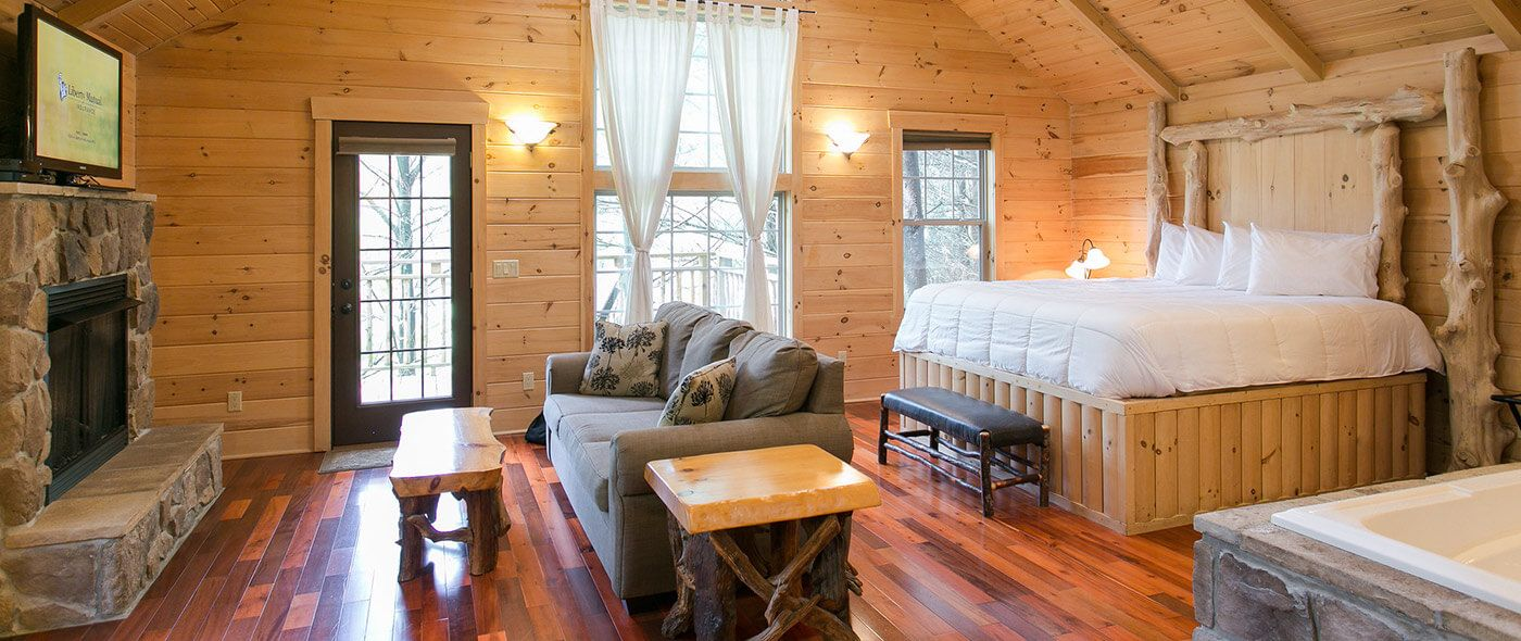 Treehouse Rentals in Ohio Amish country ohio lodging