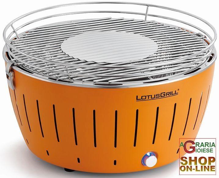 Tavolo Lotus ~ Lotusgrill lotus grill xl barbecue da tavolo portatile per esterno
