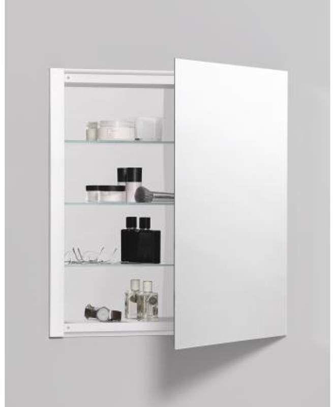 Robern Rc2426d4fp1 Medicine Cabinet Mirror Adjustable Shelving