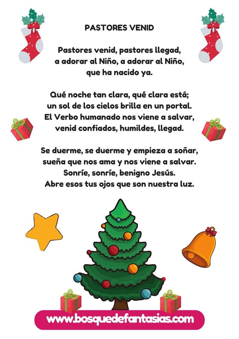 Cuaderno De Villancicos Y Canciones De Navidad Para Niños Villancicos Navideños Para Niños Cancion De Navidad Villancicos Navideños