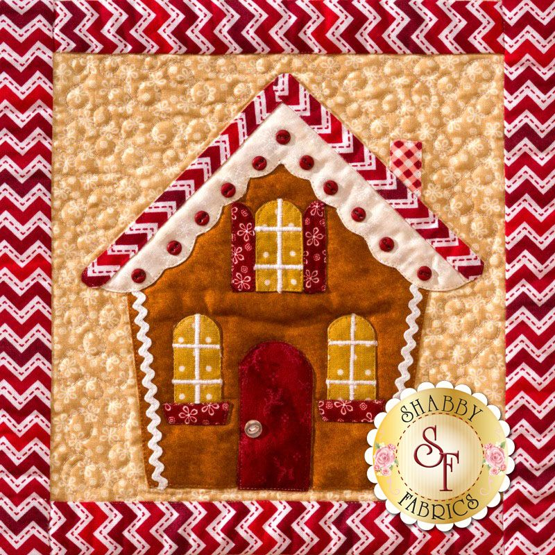 Make a gingerbread house that will last for years to come