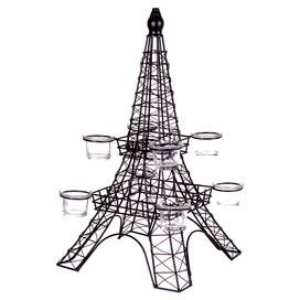 Bring Parisian Flair To Your Dining Room Decor With This