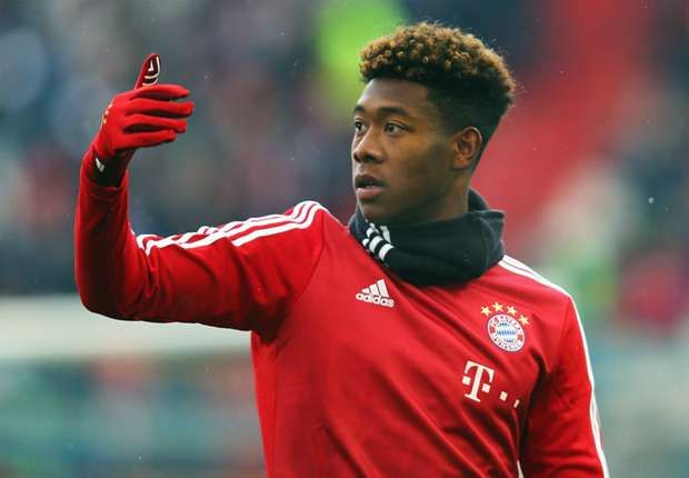 Alaba tempted by Premier League and in no rush to open Bayern Munich renewal talks