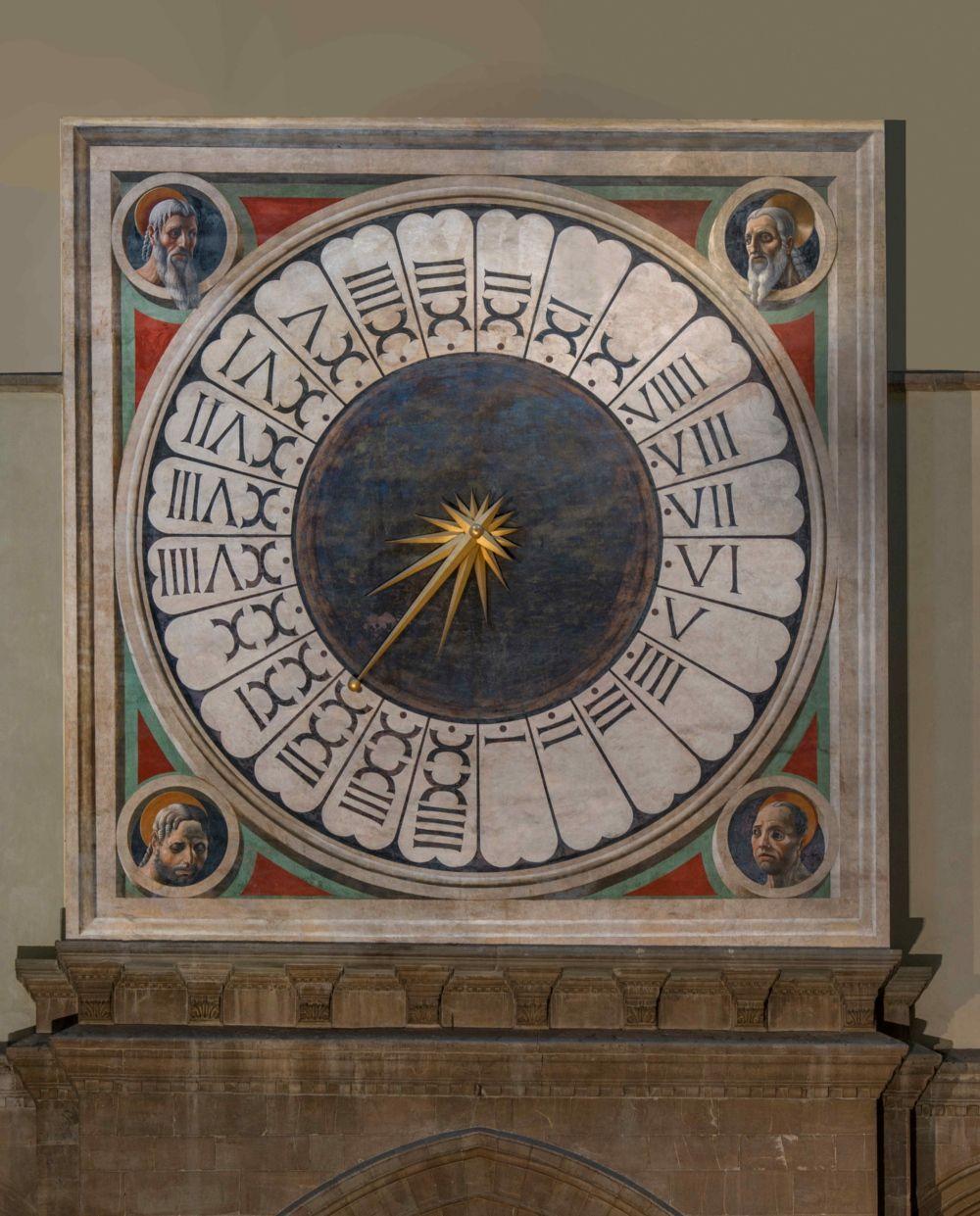 """Restaurato l'orologio del Duomo Adesso segna l'ora """"italica"""" - Intoscana.it"""