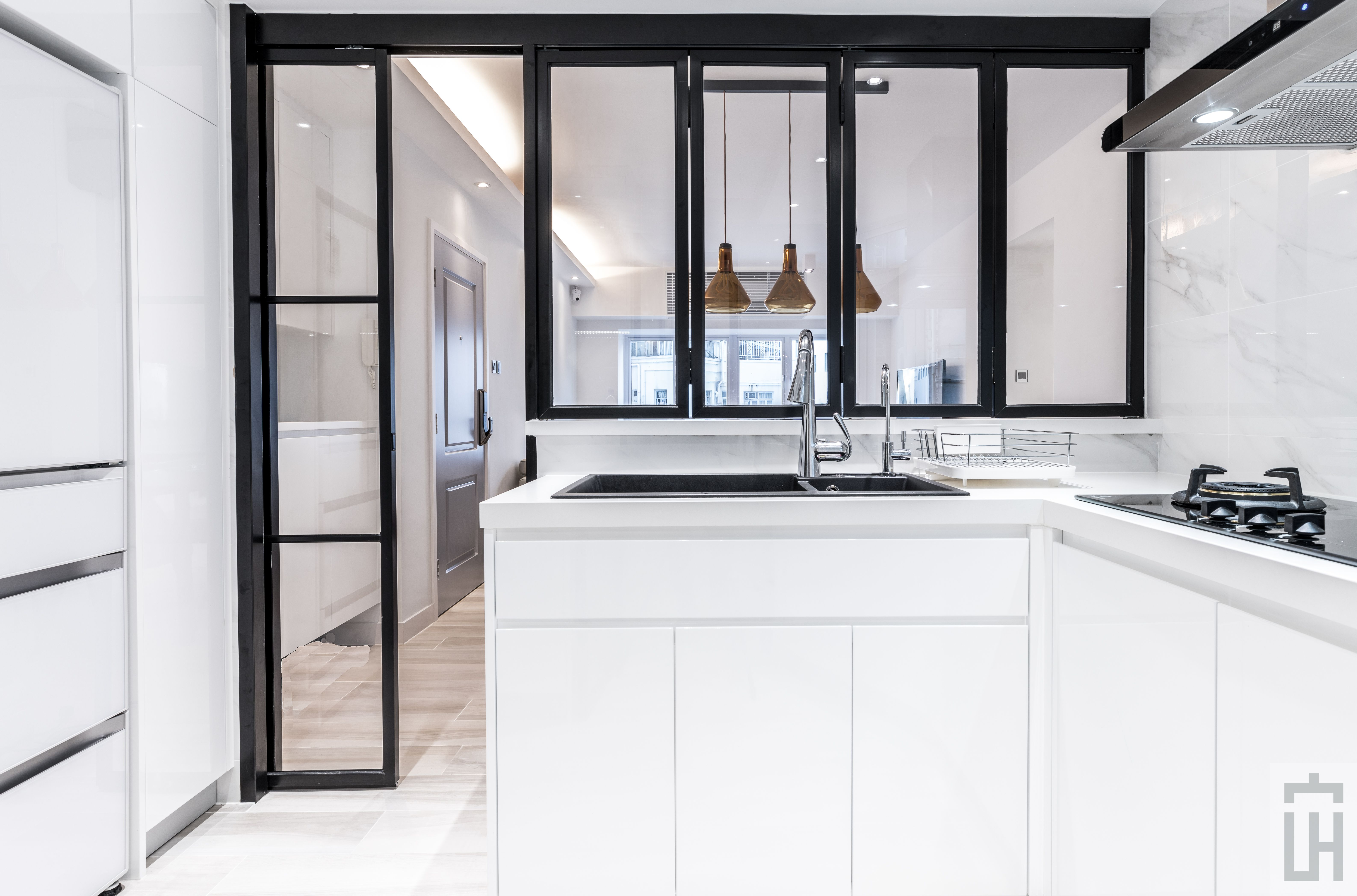Best Modern Flexible Open Closed Kitchen Combination Closed 400 x 300