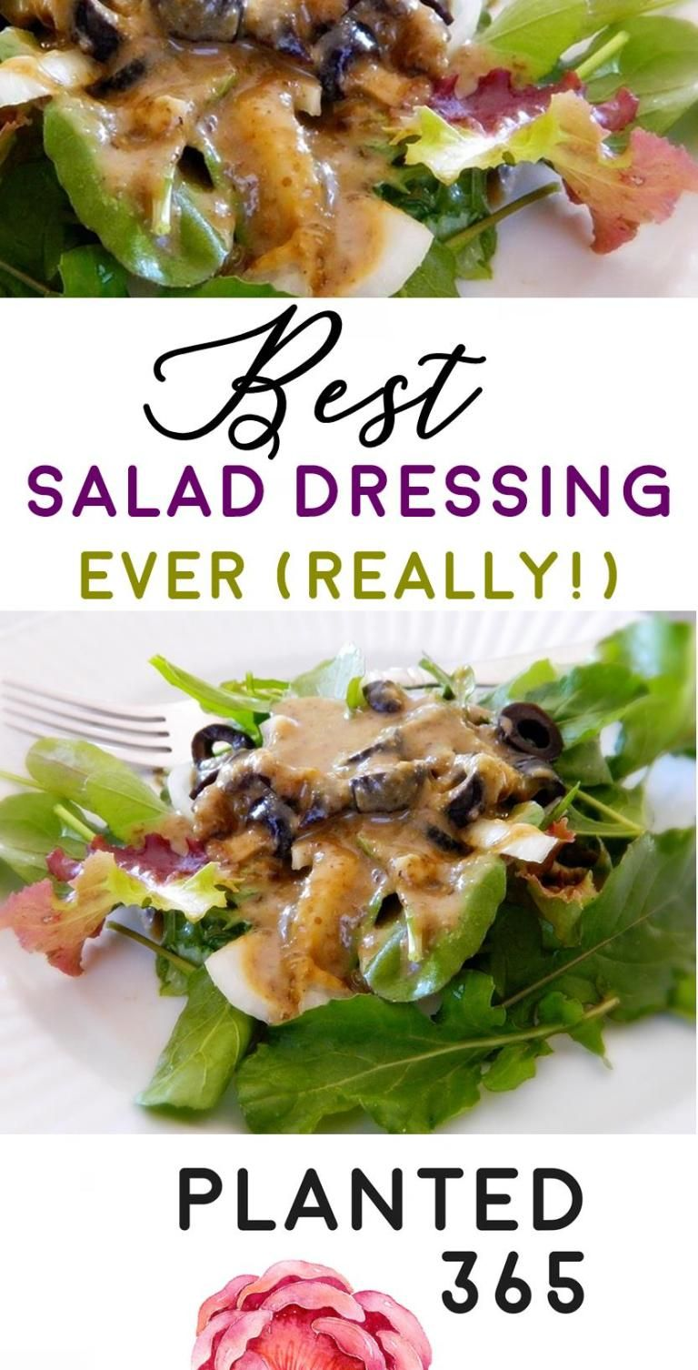 Best Salad Dressing Ever Really Raw Vegan Planted365
