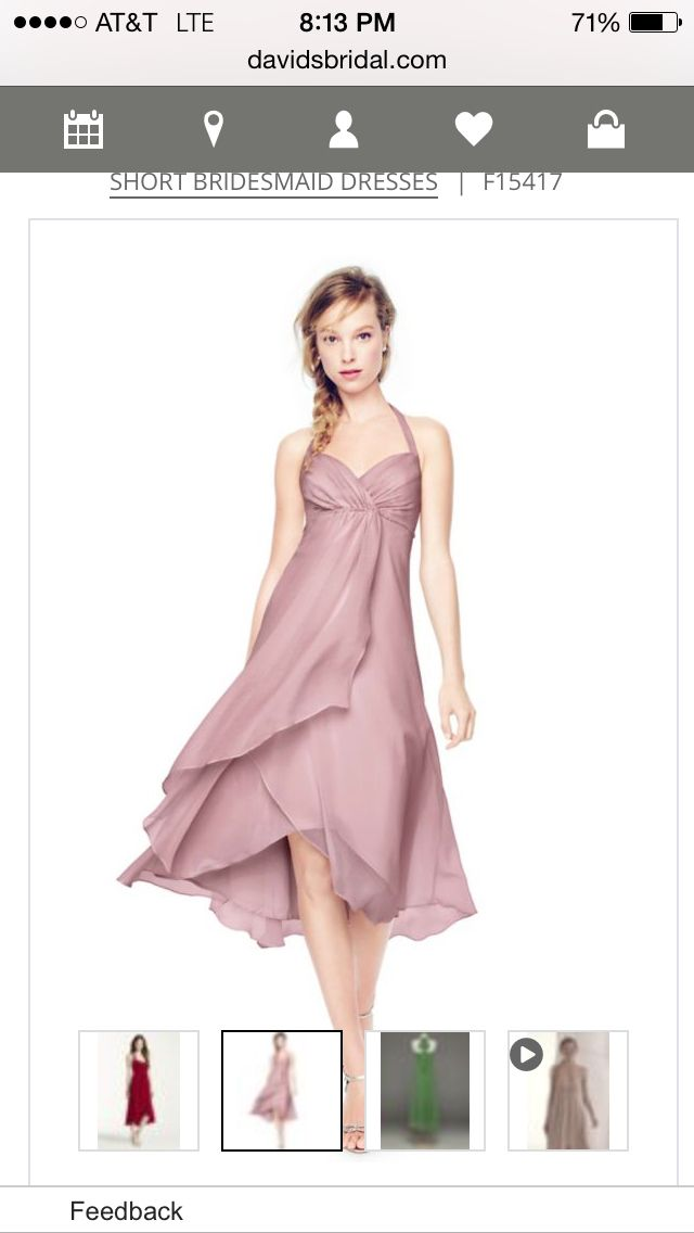 But in white. http://www.davidsbridal.com/Product_crinkle-chiffon ...