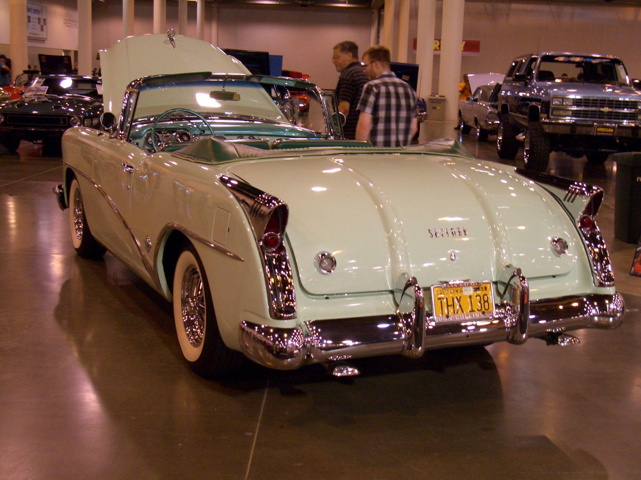 1954 Buick Skylark Houston Mecum Auction 2014 by Darrell Molnar ...