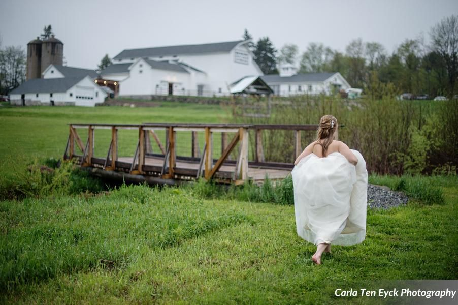 Venue; South Farms, Morris, CT; Photo: Carla Ten Eyck ...