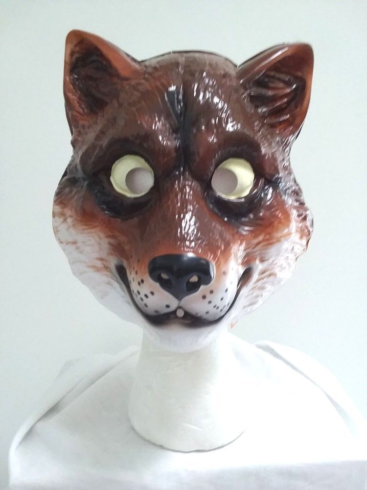 New Unisex Latex Open Hood Role Play Leopard Head Mask With Zipper Closure Eyes
