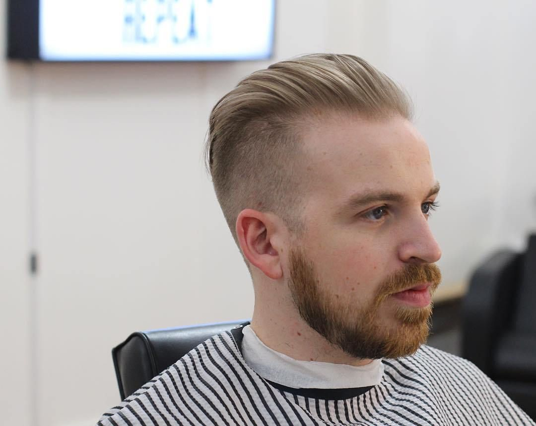Short haircut for balding men what is fine hair and how big of a problem is it  menus fashion