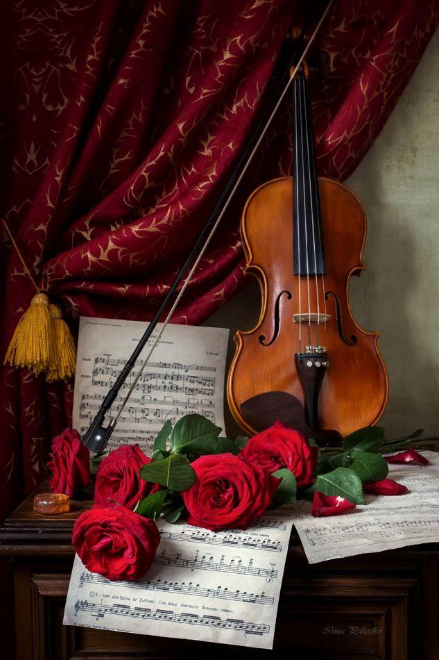 Классическая музыка картинки красивые, ручной работы