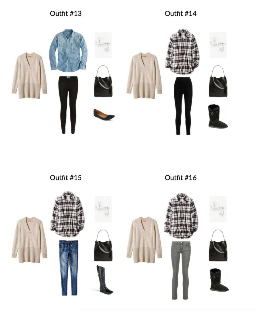 The Stay At Home Mom Capsule Wardrobe E Book Winter 2017 Collection Jfashion Plaid Long Tunik Camelia Merah Classy Yet Trendy