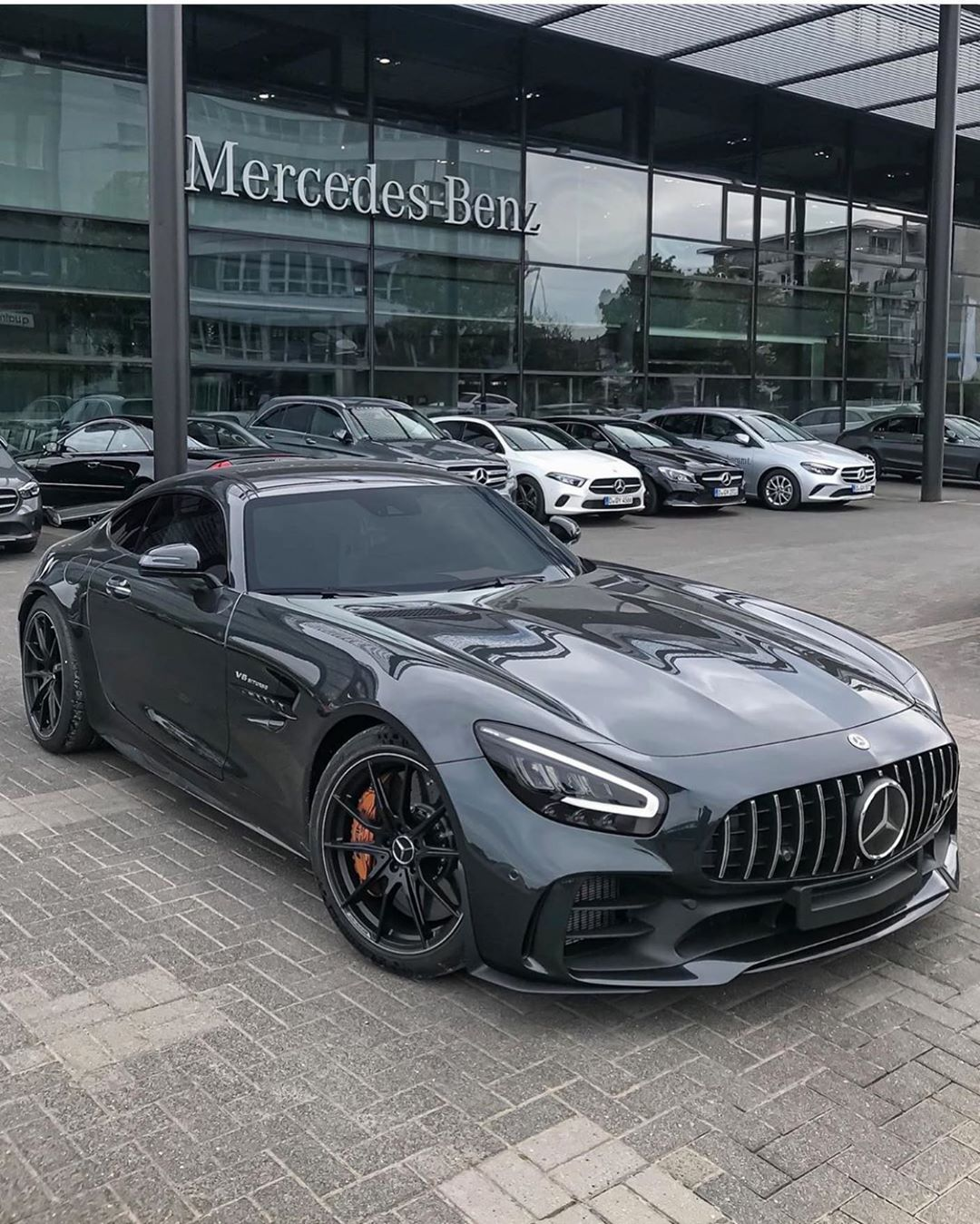"""Photo of ////AMG on Instagram: """"✖️GT R FACELIFT✖️ . . . 📸@mr.benz63"""""""