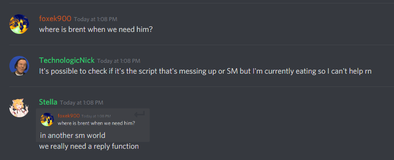 More Detailed Quote Options Discord Picture Quotes Being There For Someone Quotes Block Quotes