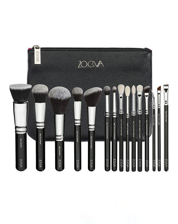 Complete Professional Brush Set by ZOEVA en 2020 (avec