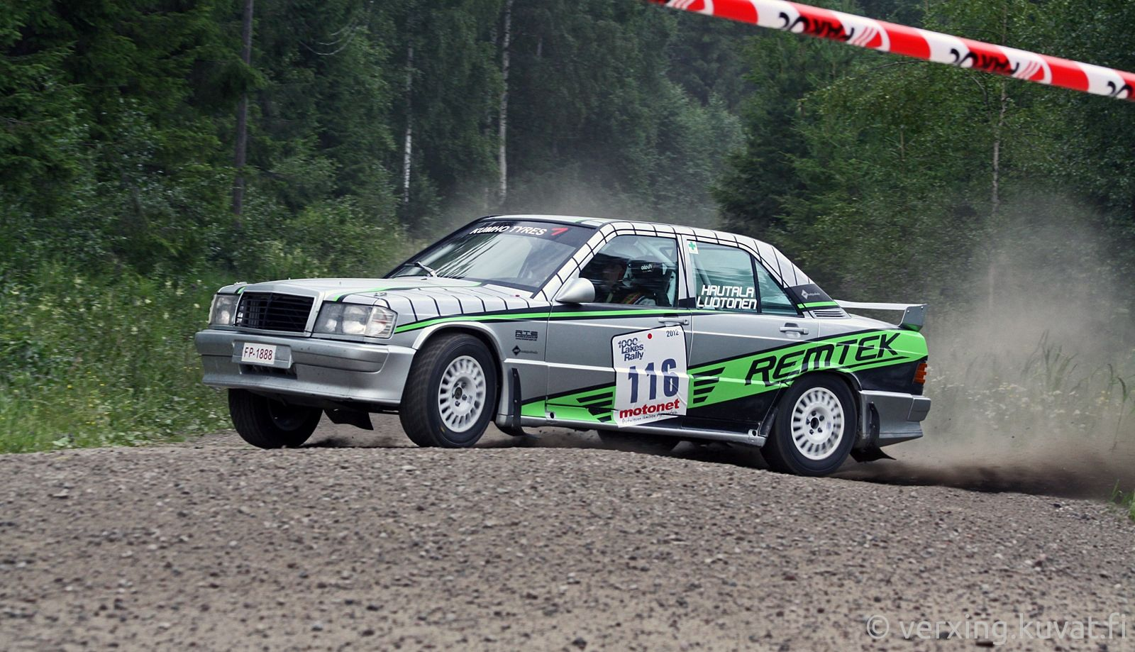 Mercedes-Benz 190E (W201) Rally Car | Classic Cars | Pinterest ...